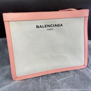 バレンシアガ クラッチバッグ ピンク