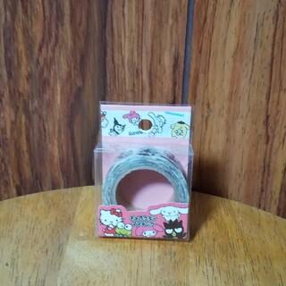 サンリオ - 確認用サンリオ  キャラクター マスキングテープ  15mm×10m