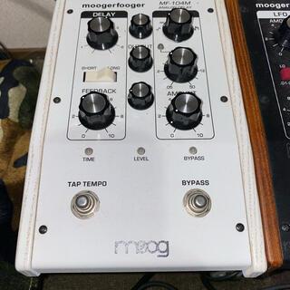 ムック(moog)のmoogerfooger MF-104M(エフェクター)
