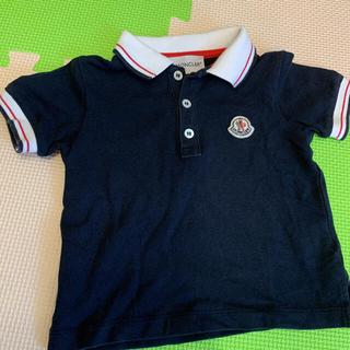 モンクレール(MONCLER)のモンクレール ポロシャツ 70 80(シャツ/カットソー)