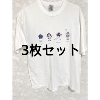 SINACOVA - シナコバ Tシャツ 3枚セット 白
