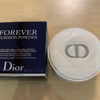 ディオール(Dior)のDior クッションパウダー フェアー(フェイスパウダー)