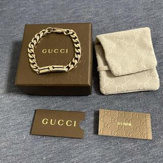 グッチ(Gucci)のGUCCI 925ブレスレット 箱あり(ブレスレット)