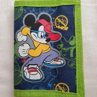 ディズニー(Disney)のミッキー子供財布(財布)