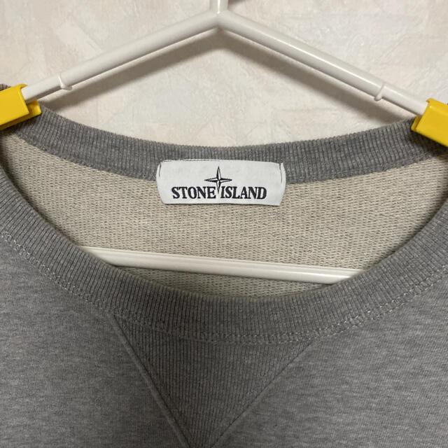 STONE ISLAND(ストーンアイランド)のSTONE ISLAND CREW NECK SWEAT XL メンズのトップス(スウェット)の商品写真