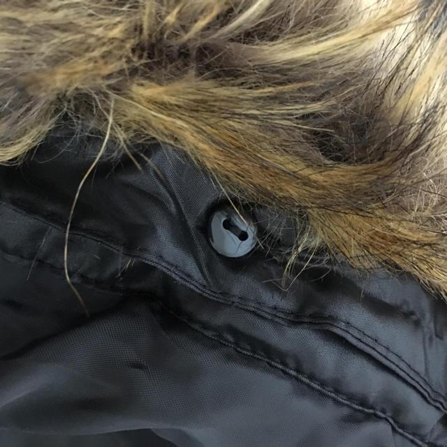a.g.plus(エージープラス)のあったかファー付きダウン✩⡱ レディースのジャケット/アウター(ダウンジャケット)の商品写真