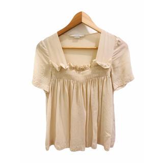 ステラマッカートニー(Stella McCartney)のシルクブラウス 36 ステラマッカートニー (シャツ/ブラウス(半袖/袖なし))