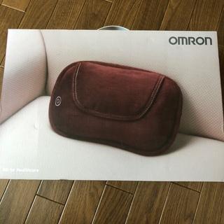 オムロン(OMRON)のオムロン クッションマッサージャ HM-342-WR(マッサージ機)