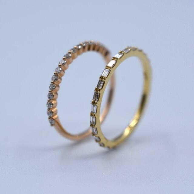 あっぷる様 専用ページ レディースのアクセサリー(リング(指輪))の商品写真
