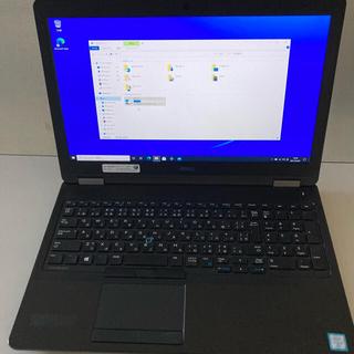 デル(DELL)のDELL E5570 i7 Win10 PRO 4GB SSD128 offic(ノートPC)