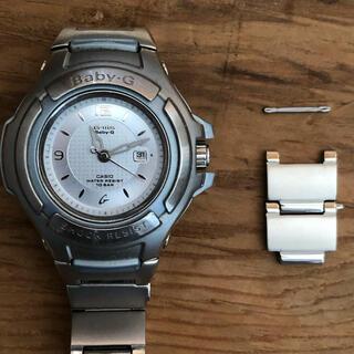 ベビージー(Baby-G)の腕時計 Baby-G    CASIO カシオブルーG-SiS STG-110(腕時計)