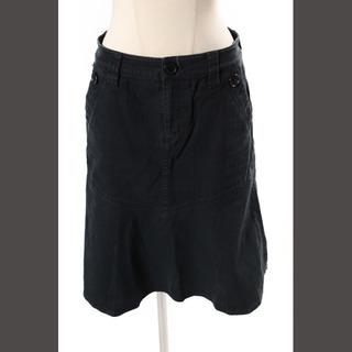 マークジェイコブス(MARC JACOBS)のマークジェイコブス MARC JACOBS ストレッチ ペプラム スカート /s(ひざ丈スカート)