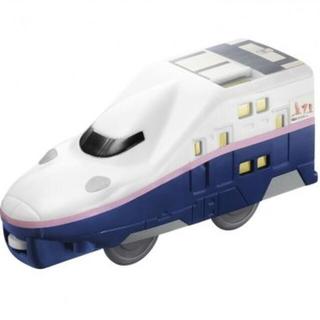 マクドナルド(マクドナルド)のE4系新幹線Max プラレール ハッピーセット マクドナルド マック(電車のおもちゃ/車)