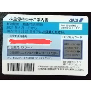 ANA(全日空) 株主優待券 1枚(航空券)