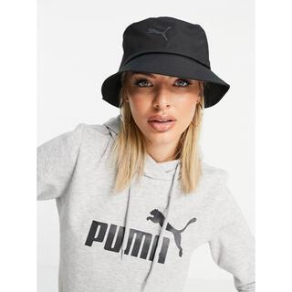 プーマ(PUMA)の新品未使用 Puma プーマ バケットハット ブラック(ハット)