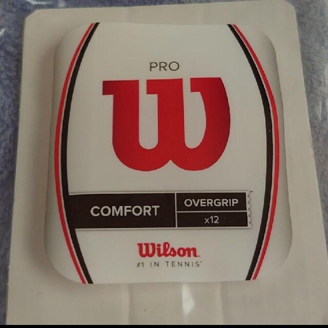wilson(ウィルソン)のWilson ウイルソン テニス  バドミントン グリップテープ スポーツ/アウトドアのテニス(ラケット)の商品写真