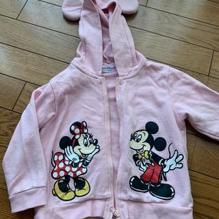 ディズニー(Disney)のディズニー パーカー(ジャケット/上着)