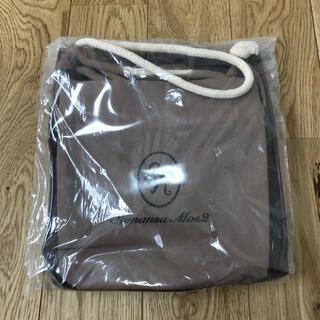 サマンサモスモス(SM2)のsm2 ノベルティ 巾着付きPVCバッグ(その他)