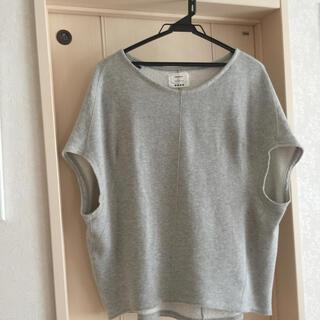 プラステ(PLST)のプラステ♥︎ スウェット  おしゃれ ベストにも(Tシャツ(半袖/袖なし))