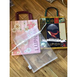 ルピシア(LUPICIA)のルピシア ギフトラッピング袋 オーガンジー袋(ラッピング/包装)
