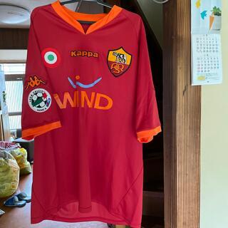 カッパ(Kappa)のローマ トッティ サッカーユニフォーム(ウェア)