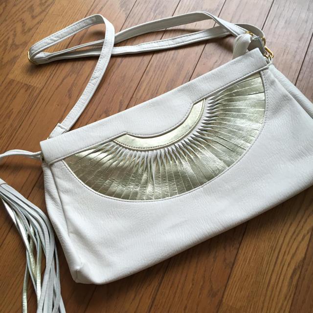 ショルダー、クラッチツーウェイバッグ メンズのバッグ(ショルダーバッグ)の商品写真