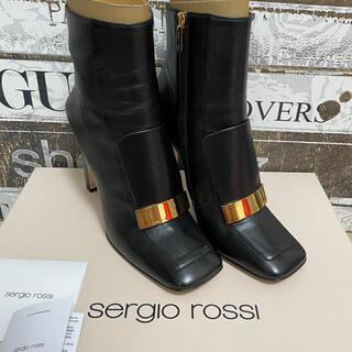 Sergio Rossi - セルジオロッシ♡ブーツ