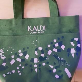 カルディ(KALDI)のcoffee屋 カルディ トートバッグ(トートバッグ)