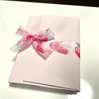 クリスチャンディオール(Christian Dior)の《新品》DIOR ノベルティ ノート(ノベルティグッズ)