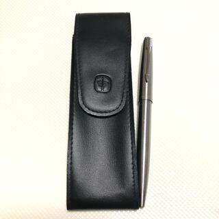 Parker - PARKER パーカー*矢羽クリップ ボールペン パーカー45&ペンケース