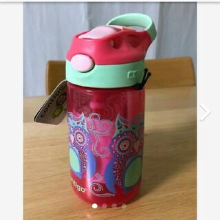 コストコ(コストコ)のcontigo コンティゴ ストロータイプ 水筒 ピンク 新品(水筒)