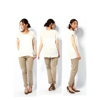 プラージュ(Plage)のタグ付きプラージュで購入したブラウス(シャツ/ブラウス(半袖/袖なし))