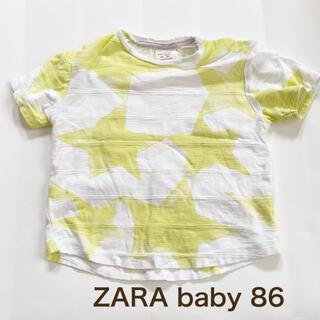 ZARA - ZARA baby 星柄 半袖 Tシャツ 86