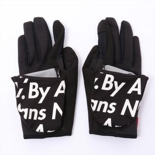 シュプリーム(Supreme)のシュプリーム×ノースフェイス  ポリエステル×ナイロン×ポリウレタン S(手袋)