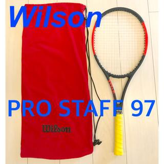 ウィルソン(wilson)のテニスラケット Wilson プロスタッフ 97(ラケット)