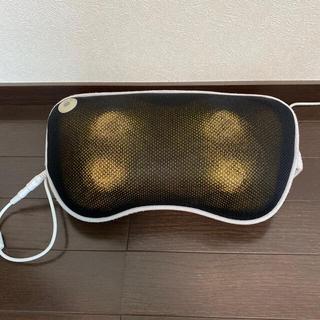 【ドクターエアー】3Dマッサージピロー(マッサージ機)