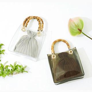 リエンダ(rienda)のリエンダ バンブーバッグ bag ノベルティ(ハンドバッグ)