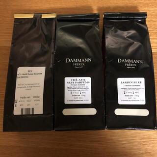 ダマンフレール グールース 7つの香り ジャルダンブルー 各100g(茶)