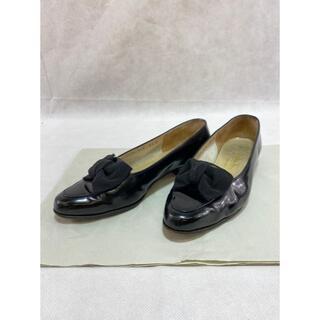 フェラガモ(Ferragamo)のMi4003フェラガモローファー6-1/2(6.5)(ローファー/革靴)
