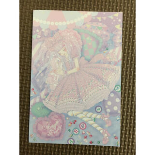 アンジェリックプリティー(Angelic Pretty)のAngelic Pretty ポストカード MAKI 今井キラ(写真/ポストカード)