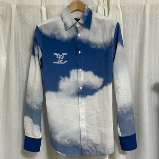 ルイヴィトン(LOUIS VUITTON)のLOUIS VUITTON 雲柄シャツ(シャツ)