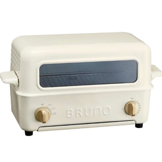 I.D.E.A international - BRUNO ブルーノ トースター グリル 2枚焼き 魚焼き BOE033