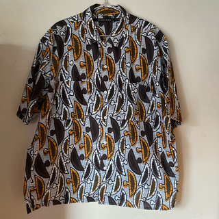 ニコアンド(niko and...)の【niko and...】アフリカンシャツ men's(シャツ)
