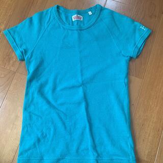 ハリウッドランチマーケット ストレッチフライス ショートスリーブTシャツ