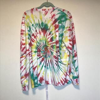 ピースマイナスワン(PEACEMINUSONE)のPeaceminusone タイダイTシャツ(Tシャツ/カットソー(七分/長袖))