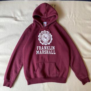 フランクリンアンドマーシャル(FRANKLIN&MARSHALL)のFRANKLIN&MARSHALL フーディ(パーカー)