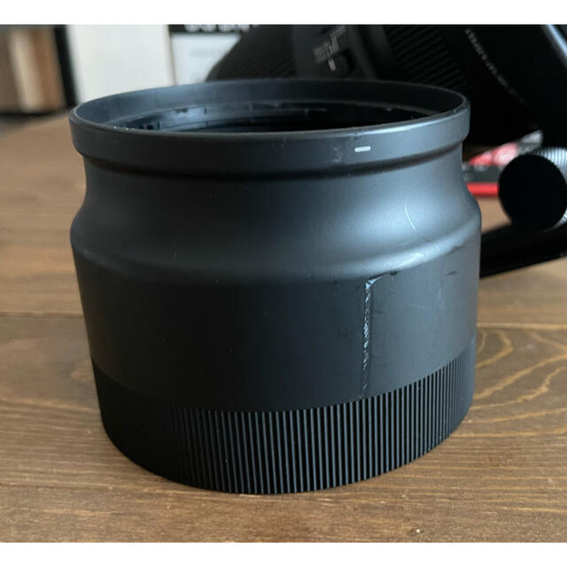 SIGMA(シグマ)のSIGMA 100-400mm F5-6.3 DGDN OS 望遠レンズ  スマホ/家電/カメラのカメラ(レンズ(ズーム))の商品写真