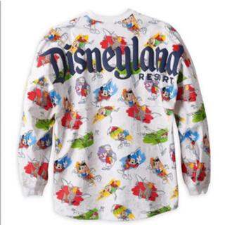 ディズニー(Disney)のXSサイズ ファンタジア 80周年 スピリットジャージー DLR(Tシャツ(長袖/七分))