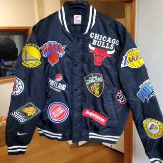 NIKE - Supreme×NIKE NBA Teams Warm-Up Jacket