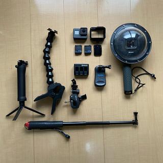 ゴープロ(GoPro)のGOPRO HERO 5 BLACK 中古(コンパクトデジタルカメラ)